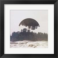 Reflected Landscape III Framed Print