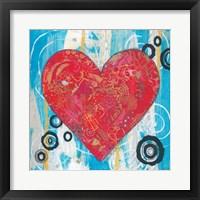 Valentine Framed Print