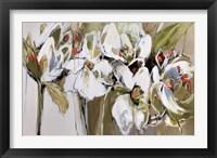 Framed Spring Blooms