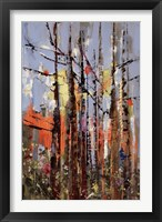 Framed Eclectic Forest