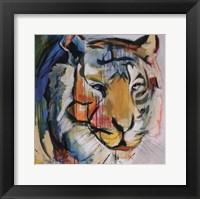 Tiger Tiger Framed Print