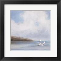 Sailing Day II Framed Print