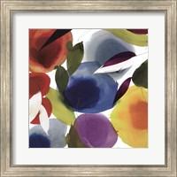 Framed Melody of Color I