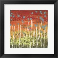 Spring View Framed Print