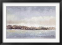 Framed Calm Horizon