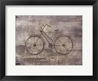 Framed Bicycle