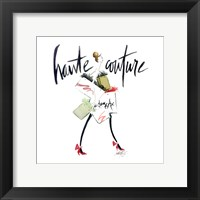 Haute Couture 2 Framed Print