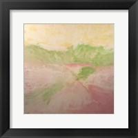 Framed Gleaming Plains