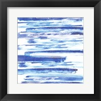 Framed Blue Haze 1