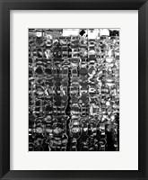 Reflectional Industry E Framed Print
