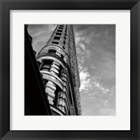 Framed Beneath Flatiron Building