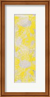 Framed Bright Sunflower Petals