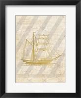 On The Coast  2 Framed Print