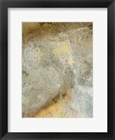Surface 2 Framed Print