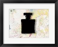 Framed Perfume  Silhouette