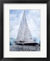 Framed In the Harbor
