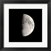 Framed Half Moon