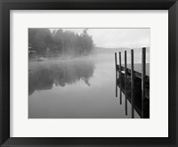 Framed Stillness BW