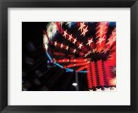 Framed Starry Swings