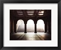 Framed Bethesda Arch