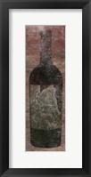 Vintage Wine Framed Print