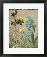 Framed Fresh Meadow Bloom