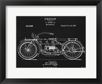 Framed Harley Ziska