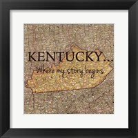 Framed Story Kentucky