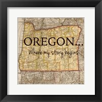 Framed Story Oregon