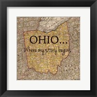 Framed Story Ohio