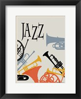 Framed Jazz 1