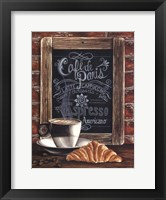 Cafe De Paris Framed Print