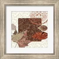 Framed Fall Love I
