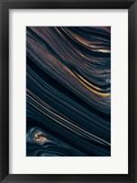 Framed Mahogany Goldsheen Obsidian