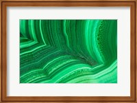 Framed Malachite 1