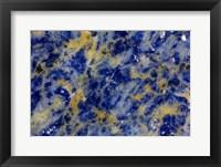 Framed Blue Sodalite 1