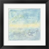 Framed Murmured Landscape II