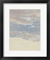 Mute Outpost I Framed Print