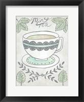 Breakfast Club III Framed Print