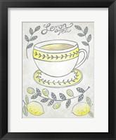 Breakfast Club IV Framed Print