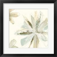 Floral Impasto II Framed Print