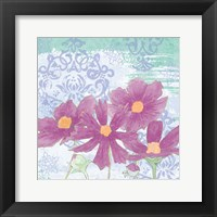 Coreopsis Tangle I Framed Print