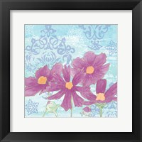 Coreopsis Tangle II Framed Print