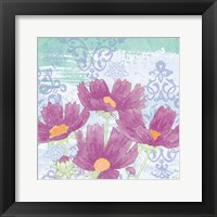 Coreopsis Tangle III Framed Print