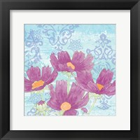 Coreopsis Tangle IV Framed Print