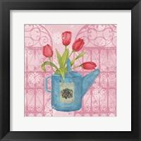 Framed Garden Gift III
