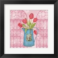 Framed Garden Gift IV