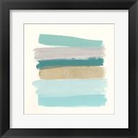 Palette Stack II Framed Print