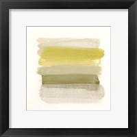 Palette Stack III Framed Print