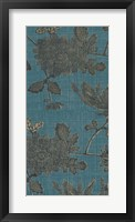 Chrysanthemum Panel II Framed Print